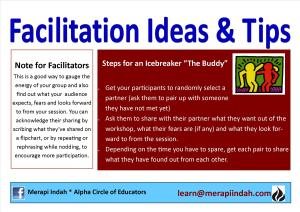 2013 tips facilitation